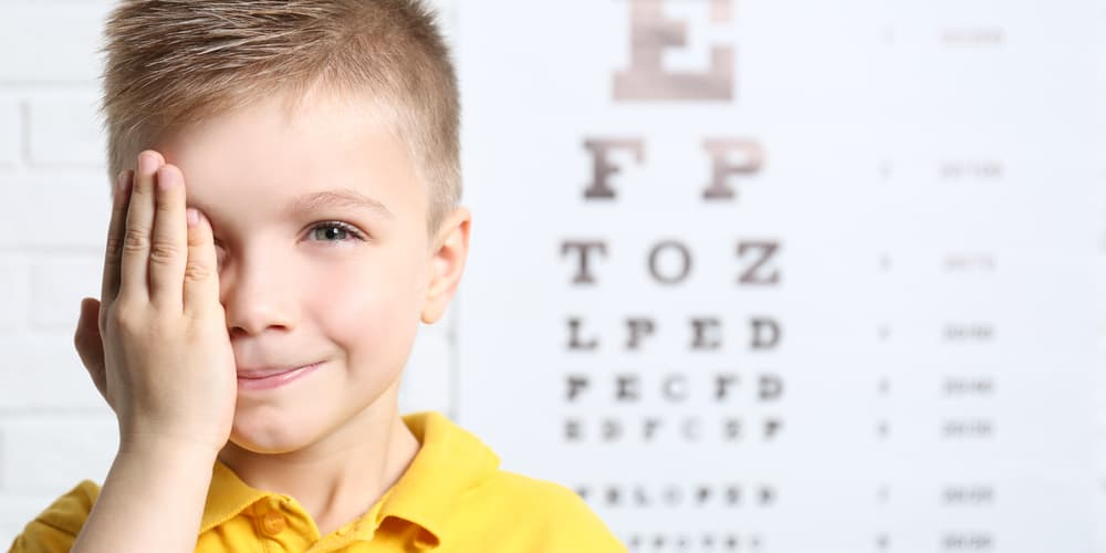 What to Expect at Your Kid's Eye Exam